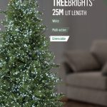 Premier 1000 Multi-Action TreeBrights with Timer LED Christmas Lights (White)