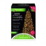 Premier 2000 Multi Action LED Treebrights with Timer (Vintage Gold)