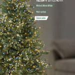 Premier Treebrights 500 White And Warm White Mix Led's