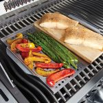 Napoleon Stainless Steel Multi-functional Grill Topper with Plank
