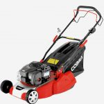 Cobra RM40SPB 16″ Petrol Powered Rear Roller Lawnmower
