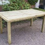 Forest Garden Rosedene Table